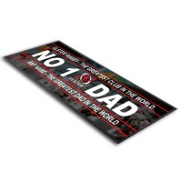 Bar Runner - No.1 Dad
