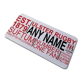 Ulster Bar Runner Text