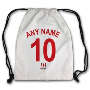 Gym Bag - Name & Number