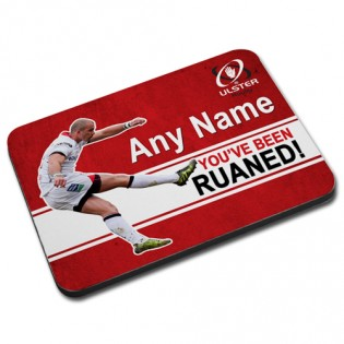 Mouse Mat You've Been Ruaned