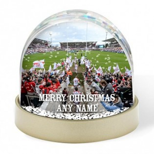 Snow Globe - Kingspan Stadium