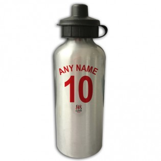 Water Bottle - Name & Number